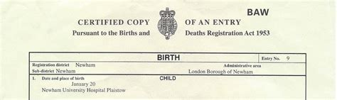 Time Of Birth Records Report Lost Birth Certificate Uk Articleeducation X Fc2