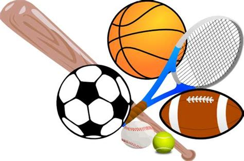 sports clipart free sports clip pictures clipartix