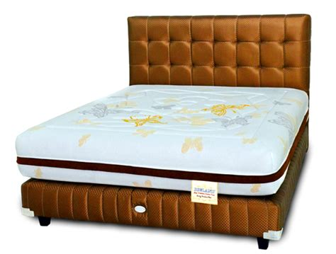 Kasur Bigland 120 king pocket plus bigland fashionable bed