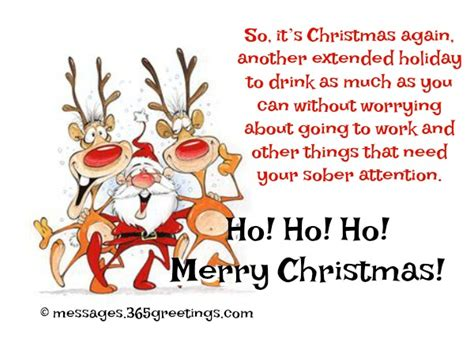 funny christmas wishes  messages greetingscom