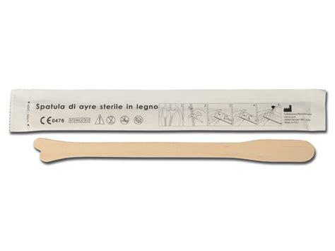 Spatula Ayre ayre spatula wood type a sterile