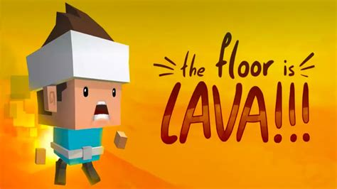 home design lava game the floor is lava by ketchapp android ios gameplay ᴴᴰ