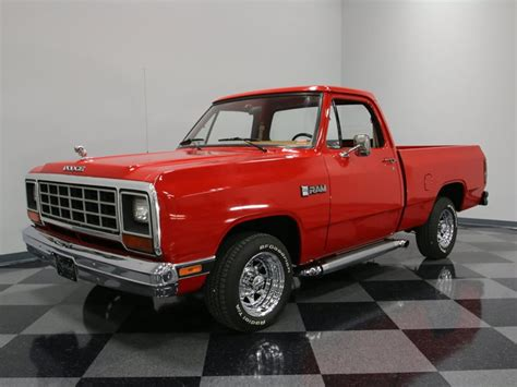 1984 dodge ram truck this classic truck is rookie ready rookie garage