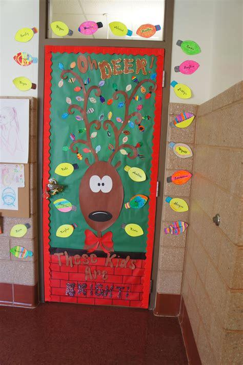 christmas classroom door kindergarten kiosk classroom doors