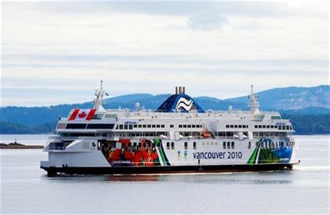Bc Ferries Gift Card - coastal celebration bc ferries british columbia ferry services inc