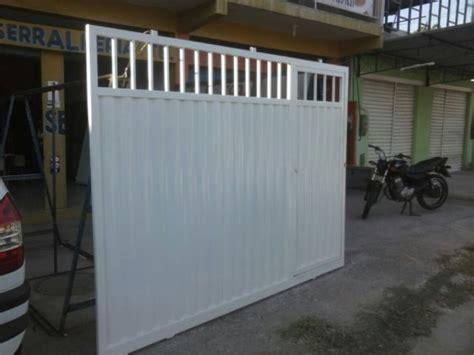 Rj Garage by Portao De Garagem 200x260 Correr Chapa 24 Rj R 1 600