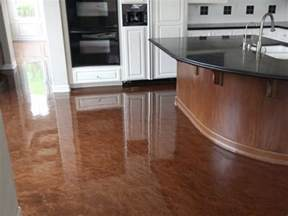 Epoxy Kitchen Floor Metallic Epoxy Coating The Concrete Network