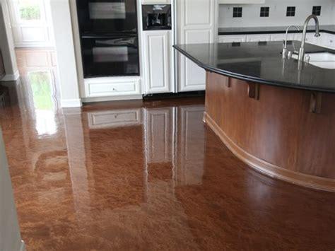 Epoxy Flooring Kitchen Metallic Epoxy Coating The Concrete Network