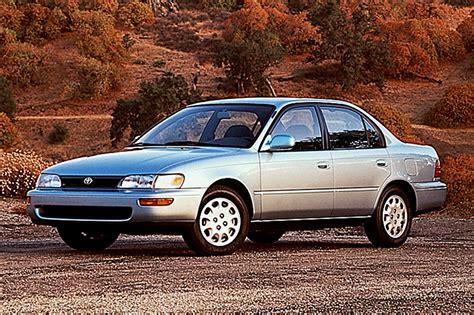 93 Toyota Corolla 1993 97 Toyota Corolla Consumer Guide Auto