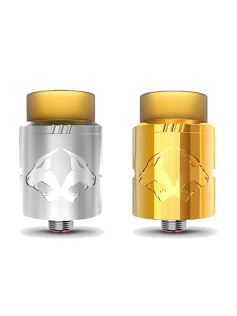 Rda Mad 24 Mm By Shenny Shop obs cheetah ii 24mm rda black stainless gold