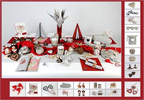 tischdeko rot weiß kariert tischdeko herbst 6 in bayrisch als mustertisch tafeldeko