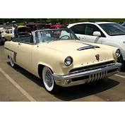 1952 Mercury Monterey  Information And Photos MOMENTcar