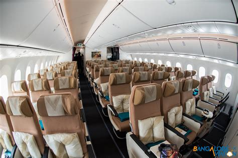Etihad Airways Cabin by A Photo Tour Of Etihad S New Boeing 787 9 Business