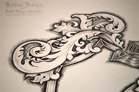tattoo design download coat of arms design template