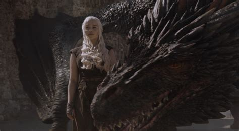 game of thrones the size of dragon balerion compared to