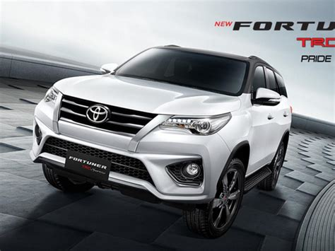 Karpet Mobil Trd Sportivo Toyota New Fortuner toyota fortuner trd sportivo 2017 gagah mobil baru mobil123