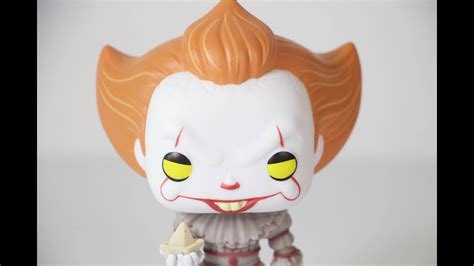 Funko Pop It 2017 Pennywise With Boat Funko Pop It 2017 Pennywise The Clown With Boat