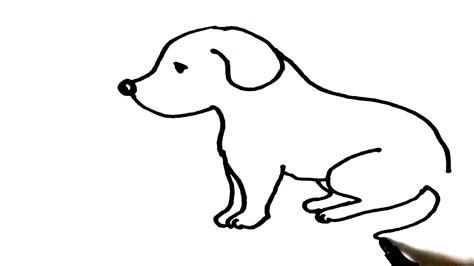 draw puppy step  step  children kids