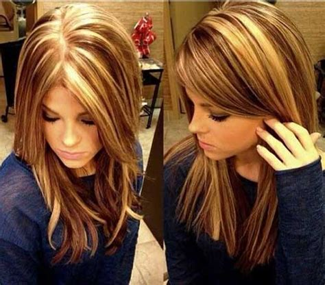 hairstyles for long straight hair with highlights 20 straight haircut styles long hairstyles 2016 2017