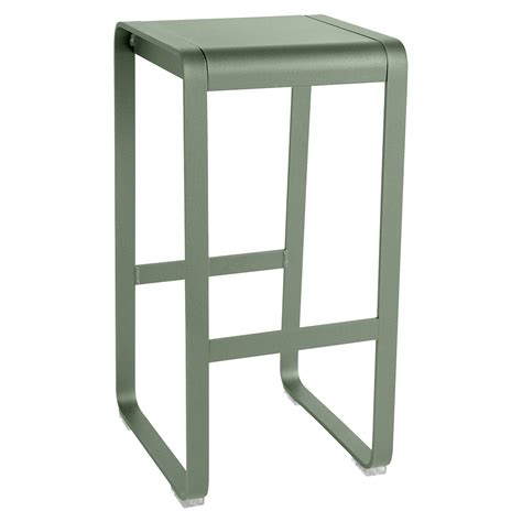 Tabouret De Bar Haut by Tabouret Haut Bellevie Tabouret De Bar En Metal Fermob
