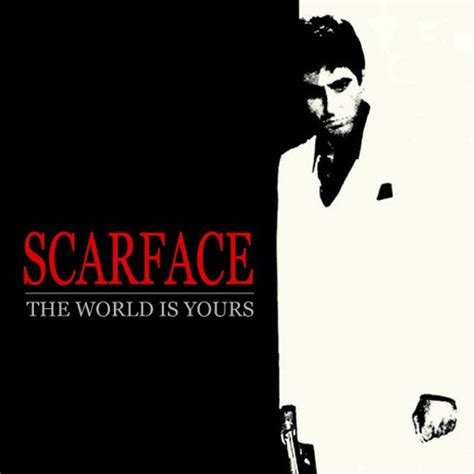Is That Yours Flickr by Scarface The World Is Yours Scarface Alpacino Miami
