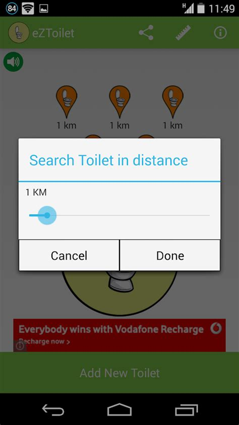 best bathroom finder app eztoilet toilet finder android apps on google play