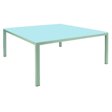 Glass Top Outdoor Dining Table Kore Square Outdoor Dining Table With Glass Top 43726 Cozydays