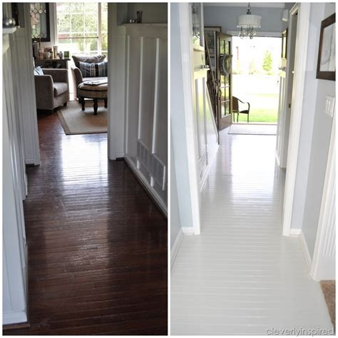 how to paint floors how to paint prefinished hardwood floors