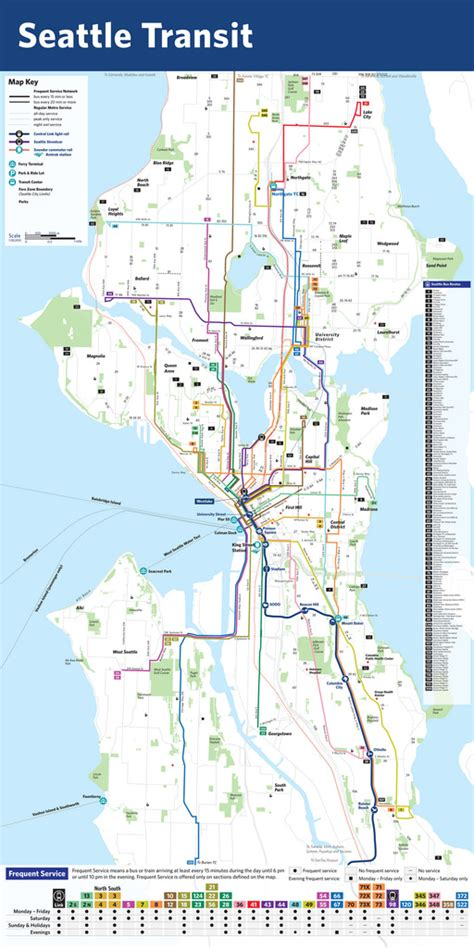 seattle light rail route map draft unfinished seattle transit map it s not