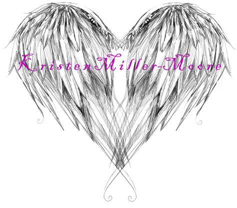angel wings quote tattoo angel wing tattoos with quotes quotesgram
