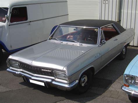 Opel Diplomat Wikipedia
