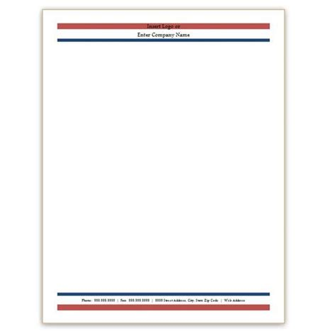 elementary school letterheads templates designs education