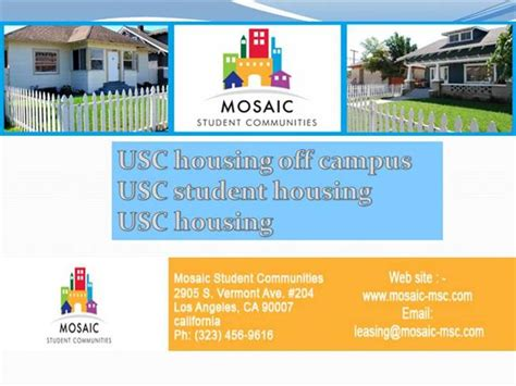 mosaic housing usc mosaic housing usc 28 images usc student housing 1222 w 37th pl 3 for rent usc