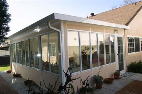 aluminum patio enclosures screened in patio room porch