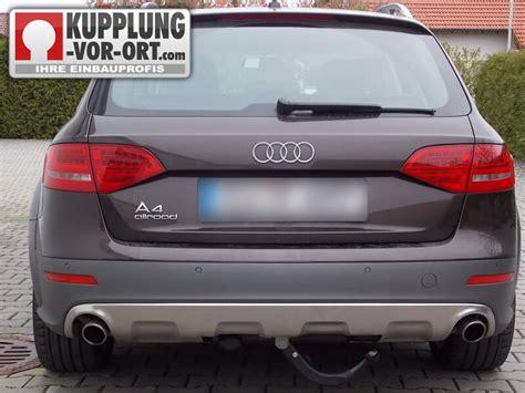 Kupplung Audi by Audi Anh 228 Ngerkupplung Montage Nachr 252 Sten Beim Profi