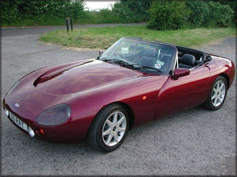 Tvr Cost Buy Tvr Griffith 500 Sports 340bhp Cabriolet In The