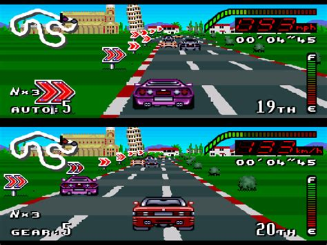 emuparadise retropie top gear usa rom