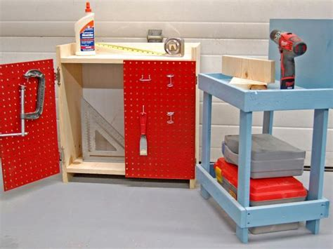 little boys tool bench how to create an easy kids workbench hgtv