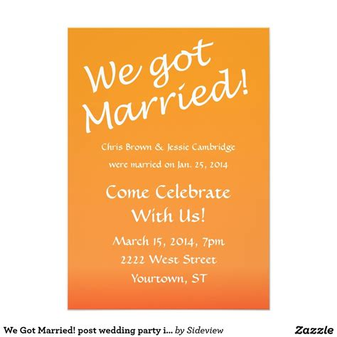 Wedding Reception Invitation Templates Free Reception Invitation Template