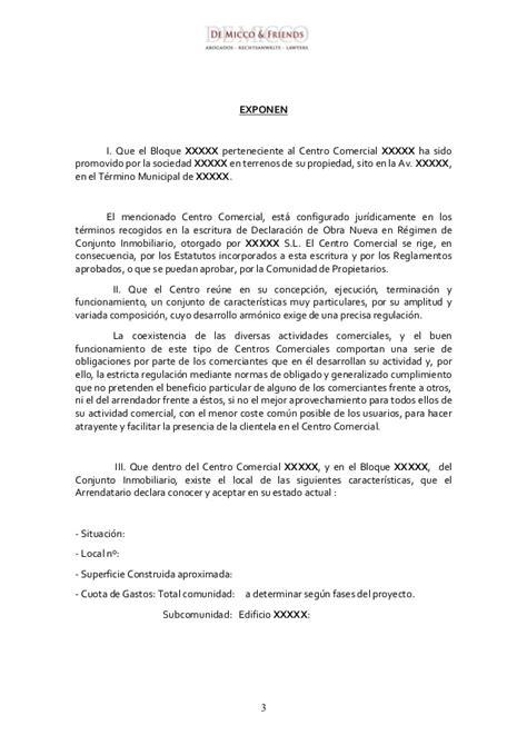 contratos monografiascom contrato de arrendamiento monografiascom regimen de