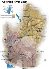 6a reservoirs on the colorado river