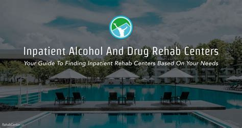 In Patient Detox Centers Dallas by Inpatient And Rehab Centers Find The Best