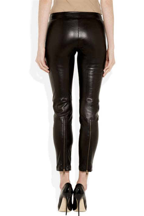 leather pants going hell for leather pants ariana and co