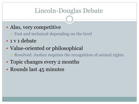 ppt westwood debate competition overview powerpoint