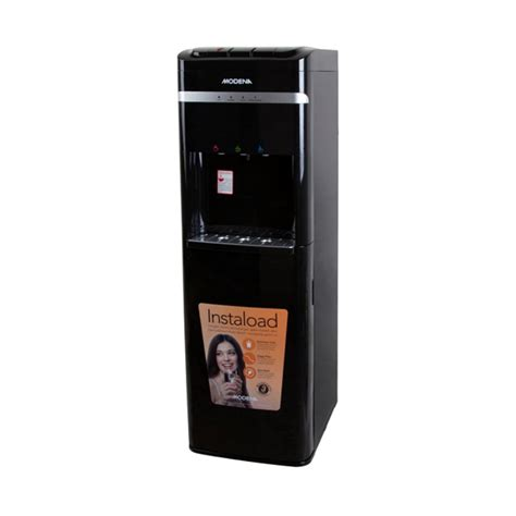 Modena Dispenser Dd 65 L Garansi Resmi jual modena dd 65 l water dispenser hitam harga