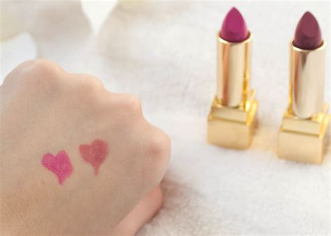 Yves Laurent Pur Couture by Review Ysl Pur Couture Lipstick Fuchsia