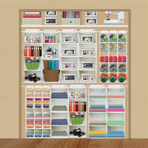 Craft Room Closet Storage Ideas by 106 Best Images About Storage Ideas On
