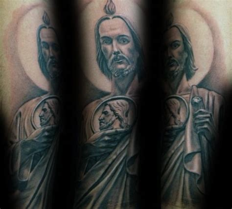 st jude tattoo designs 40 st jude designs for religious ink ideas