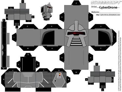 Battlestar Galactica Papercraft - bsg cylon centurion by cyberdrone on deviantart