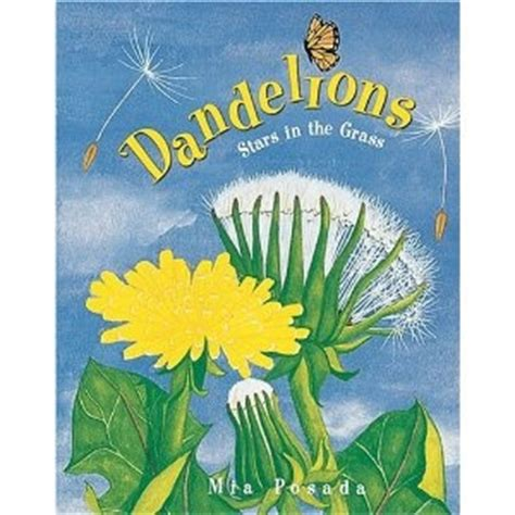 dandelions books dandelion book for children books for